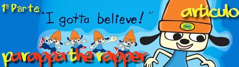 PARAPPA THE RAPPER PRIMER ARTICULO