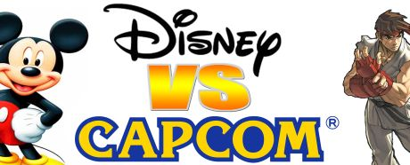 Disney vs Capcom