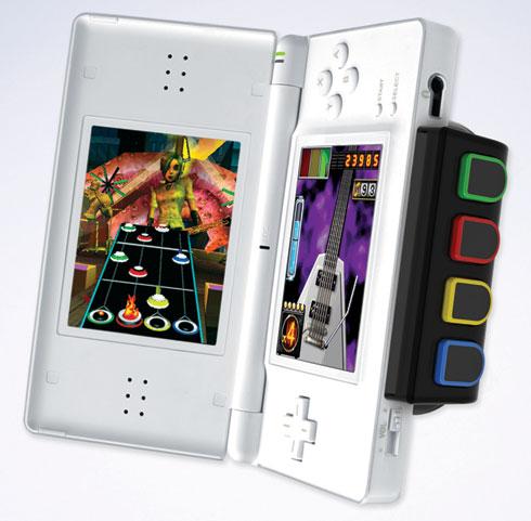 Guitar Hero DS
