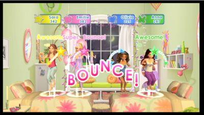 Pajama party Screenshot
