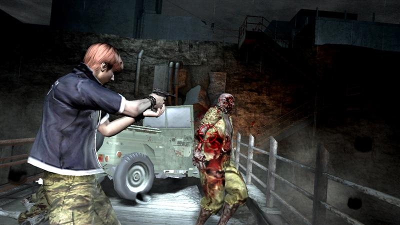 Análisis: Resident Evil The Darkside Chronicles
