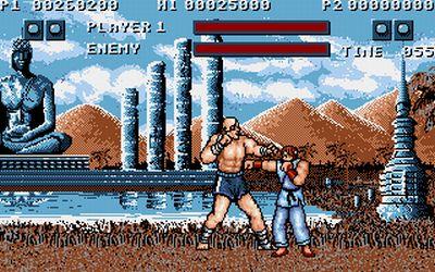 12-Ryu VS Sagat