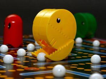 jugar juego de pacman:
