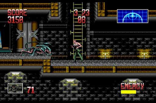 Alien 3 (Mega Drive / Arena Entertainment / 1993)