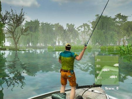 Jara y sedal videojuegos de caza y pesca  El Pixel Ilustre
