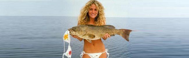 Los aforismos la mujer sobre la pesca