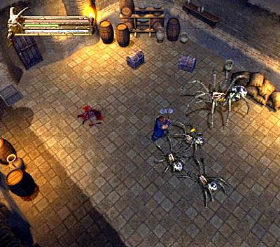 Juegos estilo Dark Alliance y Dark alliance 2? ¿Y de rol en