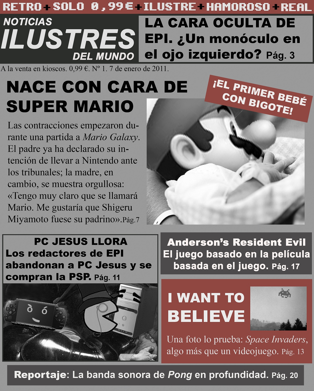 Noticias ILUSTRES del Mundo n1