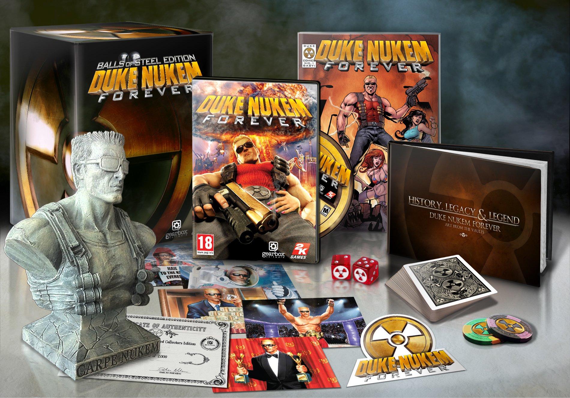 Duke Nukem Forever Edicion Especial