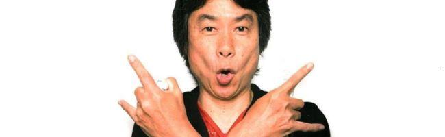Miyamoto quiere retirar a Super Mario