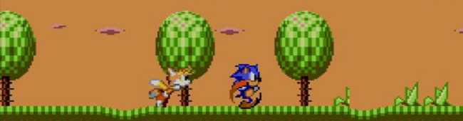 Sonic The Hedgehog 2 SMS