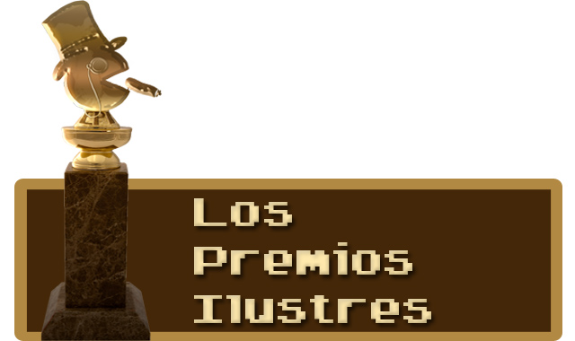 PREMIOS ILUSTRES 2012