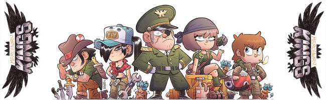 Entrevista a los creadores de Mercenary Kings