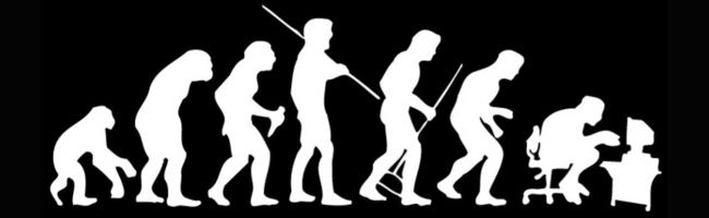 La evolución del personaje; la involución del jugador