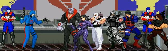 Retro Amor: G.I. Joe