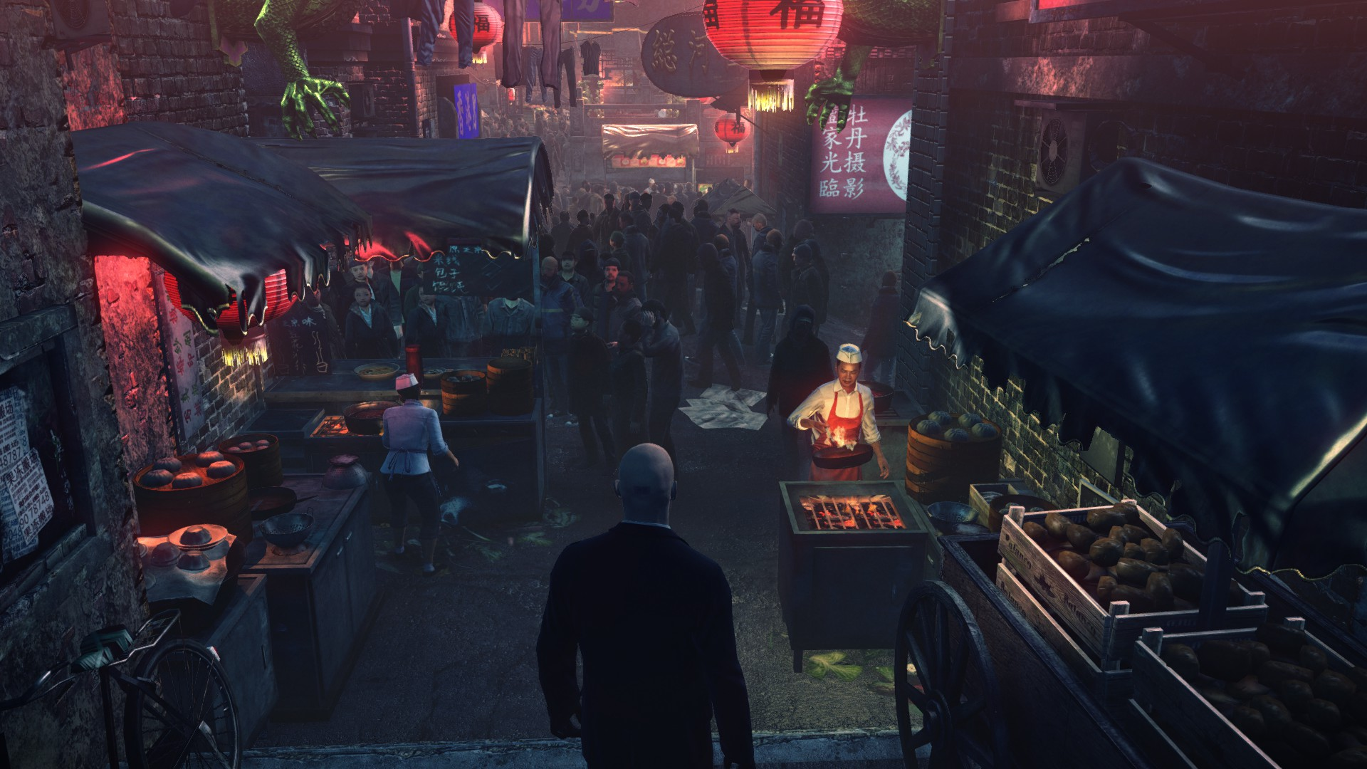 Análisis Hitman: Absolution