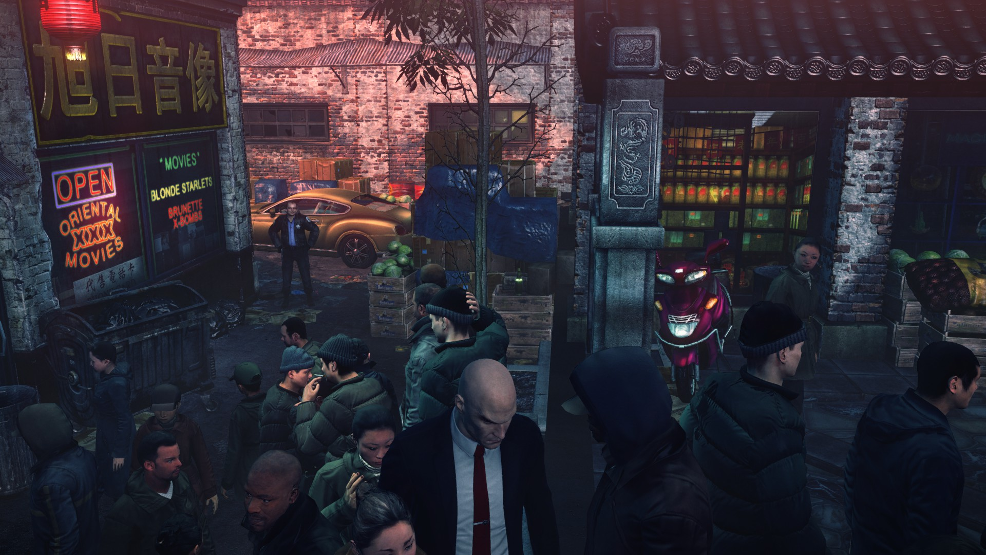 Hitman: Absolution asesino