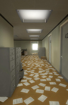 Stanley parable peque