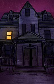 gone home small
