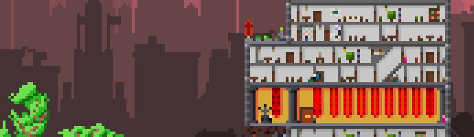 Pixeltowers banner