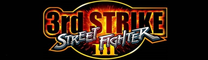 Street fighter III cabecera