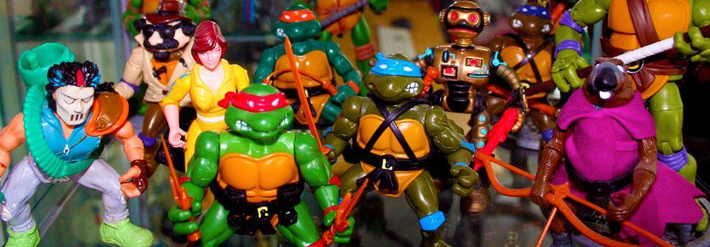 Retro Amor Las Tortugas Ninja para MSX  El Pixel Ilustre