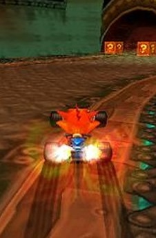 crash team racing mini