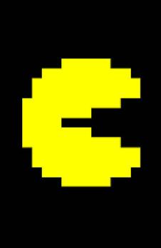 Pacman cabecera mini