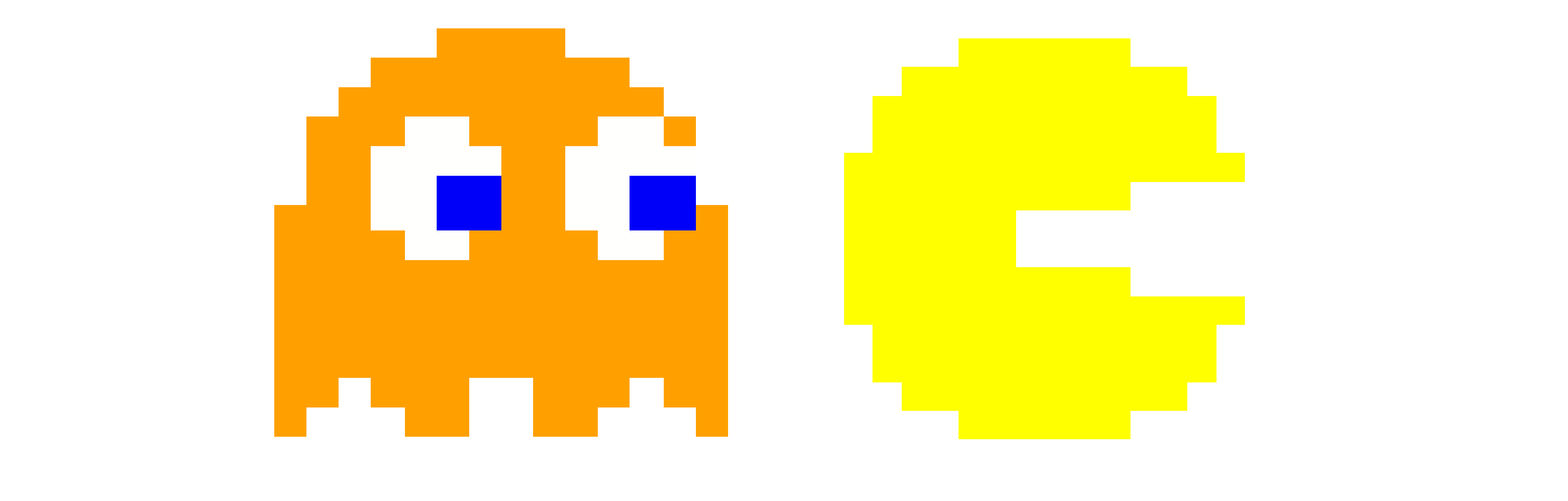 pacman pixel related keywords - photo #15