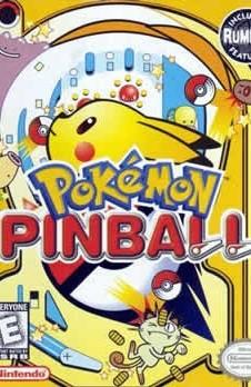 Pokémon pinball peq