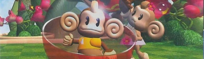 super monkey ball cabecera