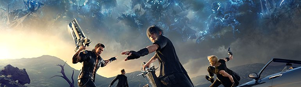 Final Fantasy XV - Ballesteros