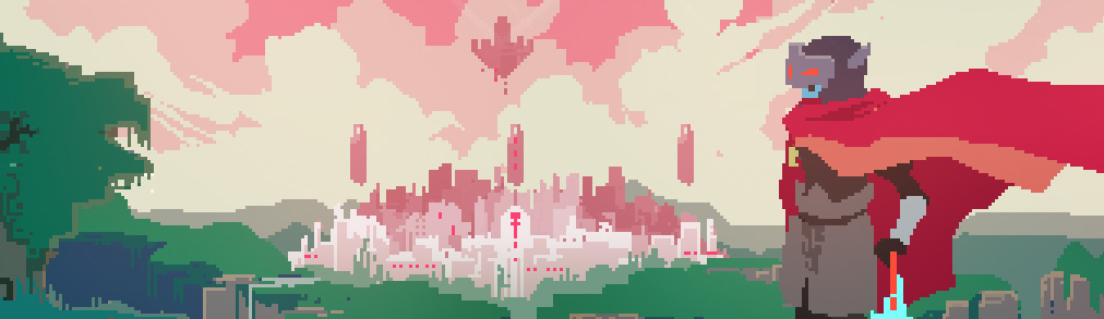Hyper Light Drifter - Gamboi