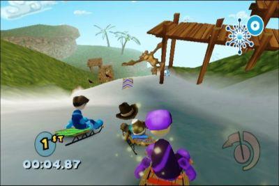Sled Shred screenshot