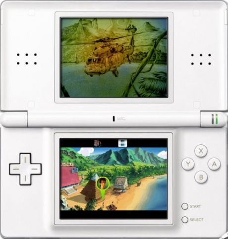 DS screens