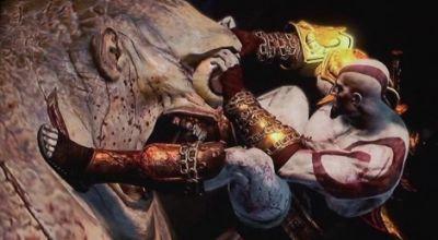 god of war 3 screen