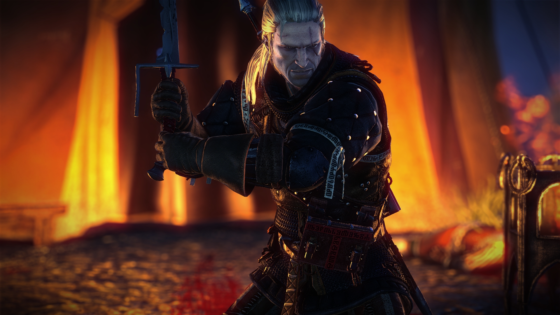 The Witcher 2 Ilustre