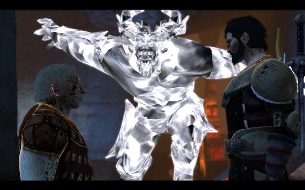 Dragon Age 2 Sandor