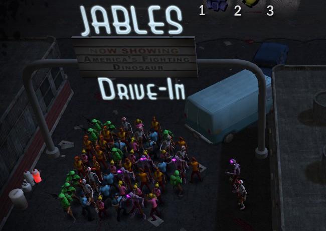 Containment puzles