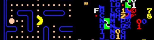 Pac Man Nivel 256
