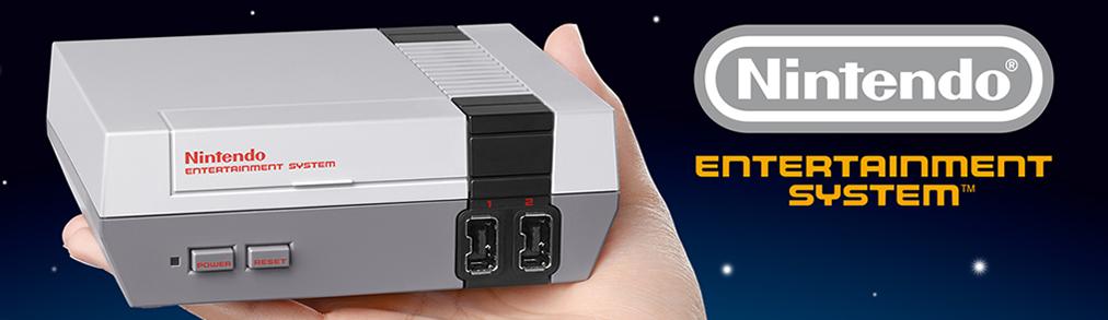 Nintendo Classic Mini - Ciro
